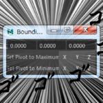 これが欲しかった!長さ指定でオブジェクトの大きさを自動変換する「Bounding Box Scale...」というツール【Maya Bounus Tools2015-2018】