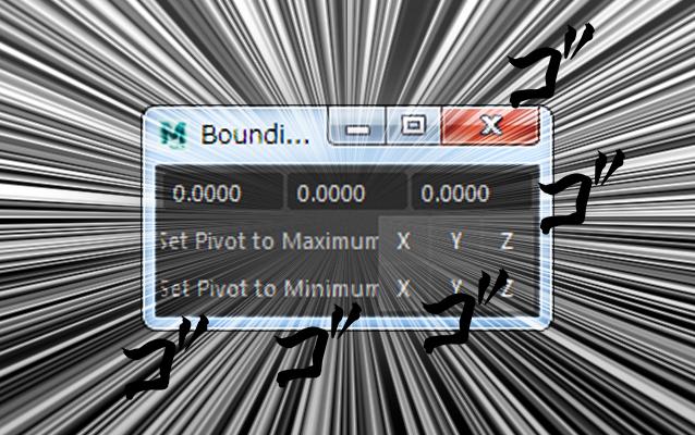 BoundingBox Scale_EC